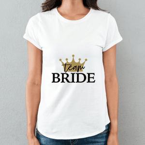 Bride T Shirts Image