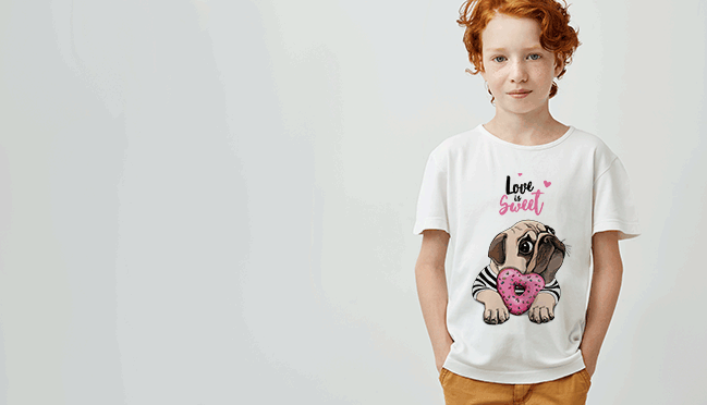 Printing T Shirts Image