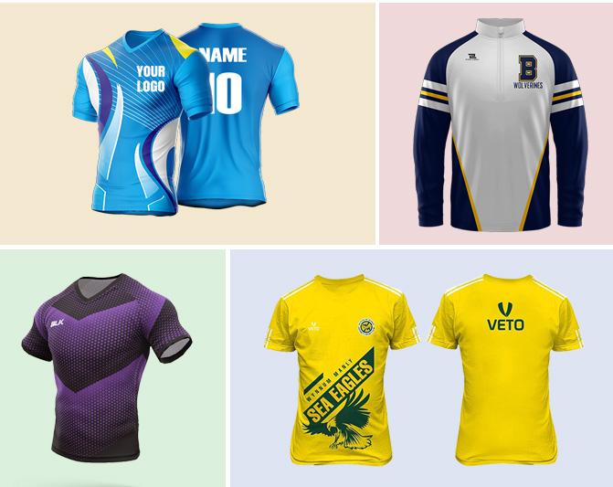Sports Jersey Image