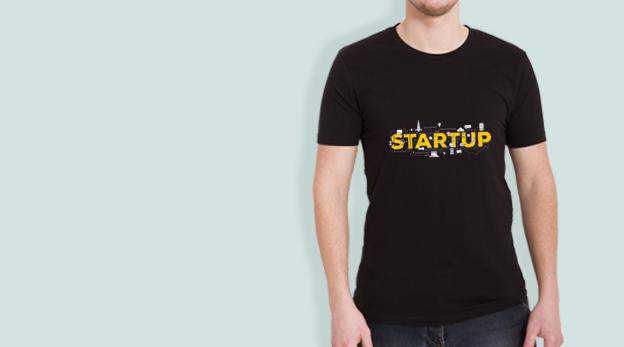 Startup T-Shirt image