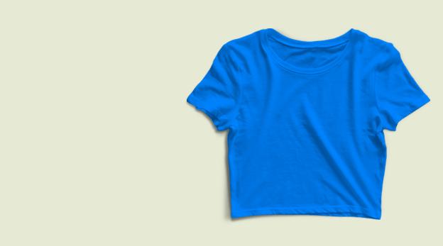 Cropped T-Shirt image