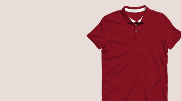 Polo T-shirt Stitching image
